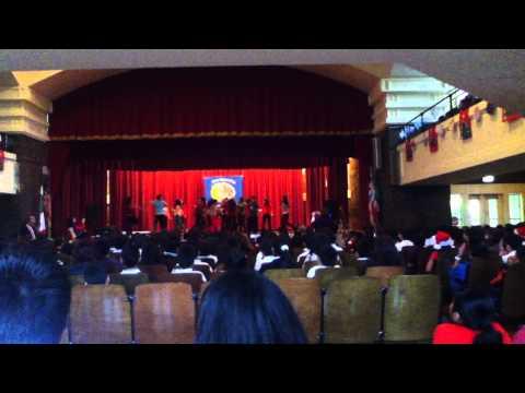 Joseph E. Gary School Winter Assembly