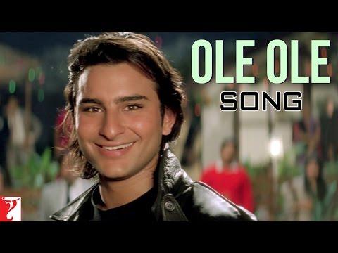 Ole Ole Song | Yeh Dillagi | Saif Ali Khan | Kajol | Abhijeet Bhattacharya