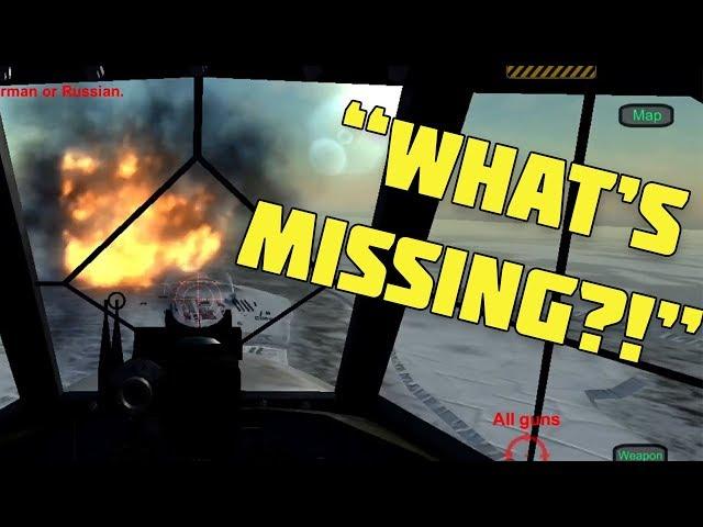 Gunship Sequel WW2 - Soviet Noobs DELETED SCENES! (Wings of Duty)