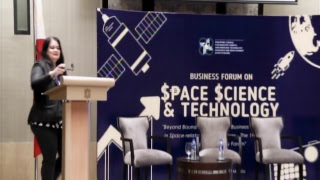 Business Forum on Space Science & Technology