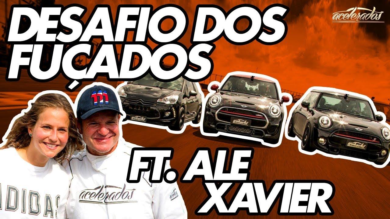 Mini Jcw X Mini Fucado X Ds3 De Track Day Volta Rapida C Rubinho 161 Ft Ale Xavier Desimpedidos