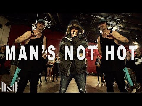 MAN'S NOT HOT - Big Shaq Dance | Matt Steffanina & JB Choreography