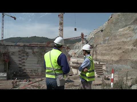 Construction du barrage de Tabellout (Algérie) : un défi de taille