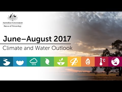 Climate and Water Outlook, June–August 2017