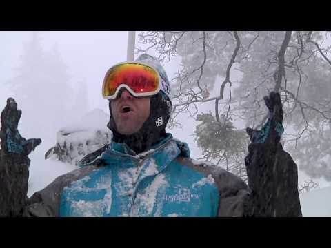 "Mountain High Resorts - 13-22"" and Still Snowing"