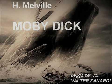 MOBY DICK -  Di H. Melville - Lettura Integrale