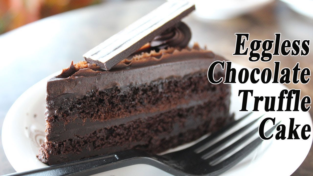 Not Out Of The Box Chocolate Cake Recipe