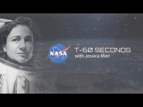 T-60 Seconds with Jessica Meir