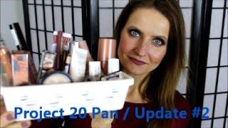 Update Nr  2 I Project 20 I Project empty I dekorative Kosmetik platt machen I deutsch + HD