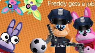 Freddy Gets A Job (By sc films)