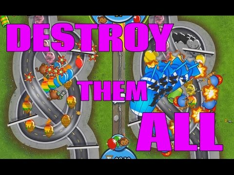 Bloons TD Battles - Learn How to DESTROY In The Moab Pit
