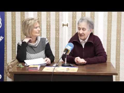 Rueda de Prensa de Manos Unidas Albacete para la campaña del 2013.