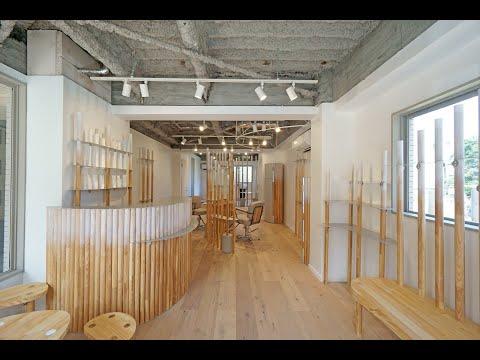 Hair Atelier Bruno / Yuji Tanabe Architects