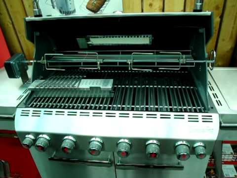 Weber Summit S650 Grill upgrade - enlargement kit