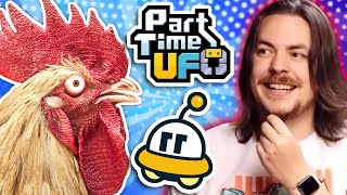 Putting STUFF into THINGS with UFOs! - Part Time UFO