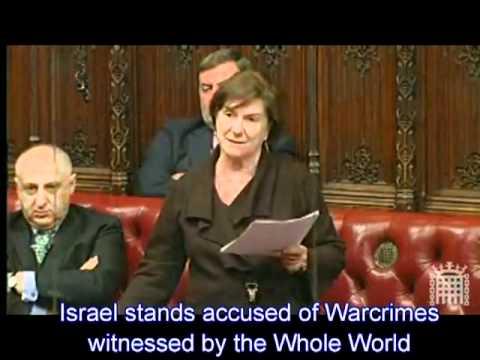 British Politicians Speak Out Against Evil War Crimes Of Israel