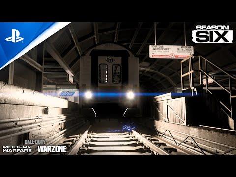Call of Duty: Modern Warfare and Warzone - Season 6 Gameplay Trailer | PS4