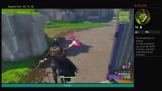 Fortnite all night with youngmoney