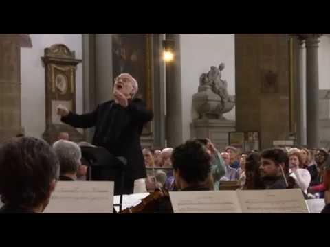 Rutter: Requiem (Conducted by John Rutter - Florence Debut)