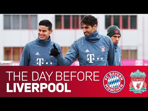 'The Allianz Arena will burn!' | The day before FC Bayern vs. Liverpool FC