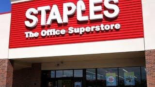 Staples Depot?