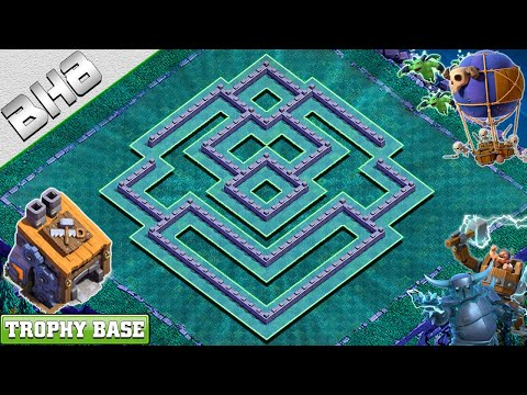 New Best! BH8 Base 2020 | Best Builder Hall 8 Base | Clash Of Clans