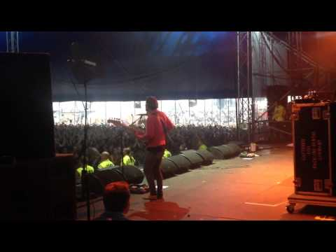 'The Taste of Ink' The Used, Download Festival 2014