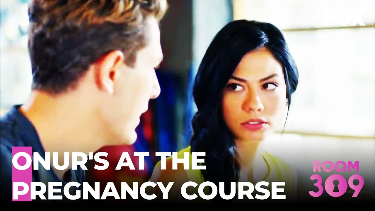 Lale And Onur Are Going To A Pregnancy Course - Room 309 Episode 34 - YouTube