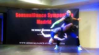 Видео: ALBIR ROJAS & CAROLA- New choreography in SENSUAL DANCE FESTIVAL, Madrid 2013