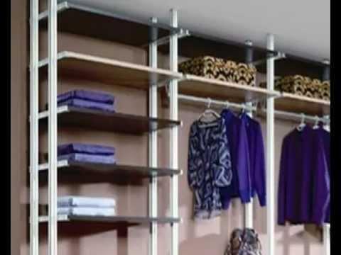 купить стеллаж гардеробной
