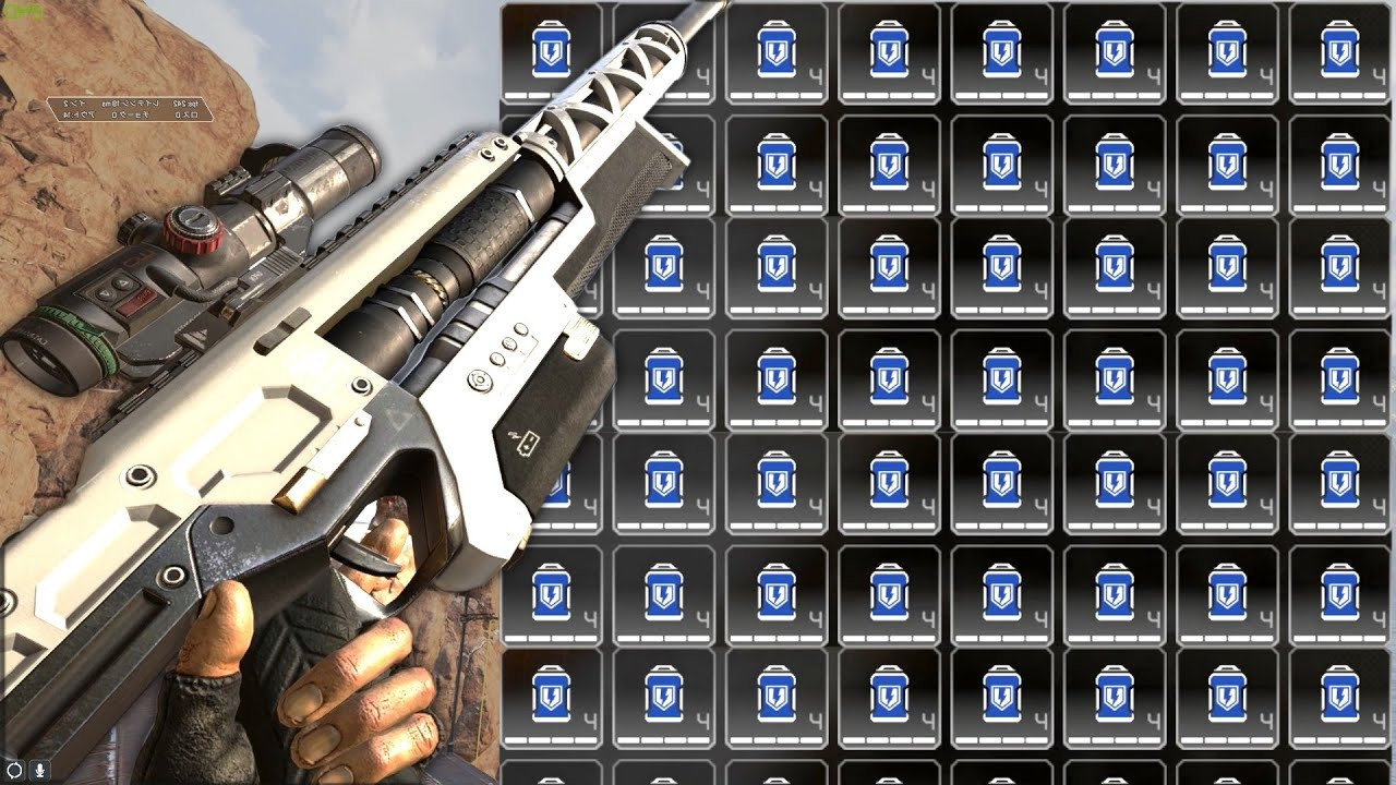 シールドセル大量発生バグにつき、とある武器が最強化してる件   Apex Legends
