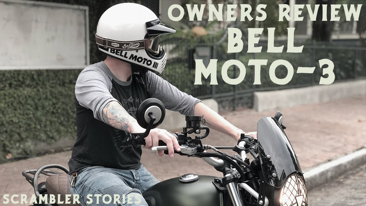 Bell Moto 3 >> Bell Moto 3 Owner S Review