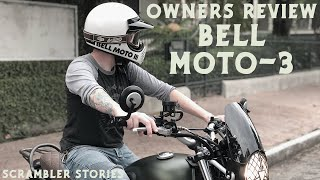 Bell Moto-3 Owner's Review