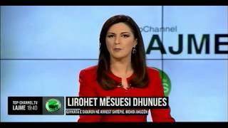 Edicioni Informativ, 13 Mars 2016, Ora 19:30 - Top Channel Albania - News - Lajme