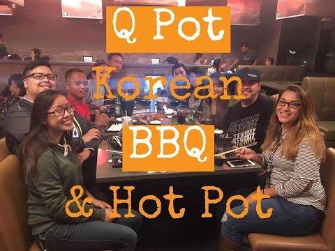 Q Pot Korean BBQ & Hot Pot in San Jose