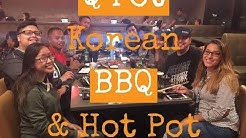 Q Pot Korean BBQ & Hot Pot in San Jose + eat all you can