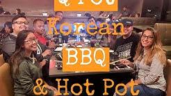 Q Pot Korean BBQ & Hot Pot in San Jose + eat all you can