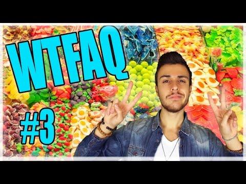 BELLA A TUTTI RAGA, SONO.. | WTFAQ #3 | Sabino Antonelli
