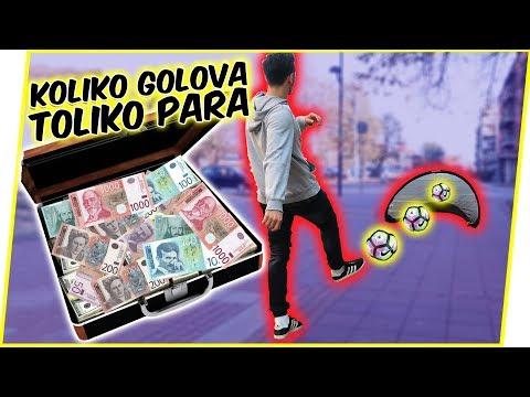 KOLIKO GOLOVA = TOLIKO PARA #1