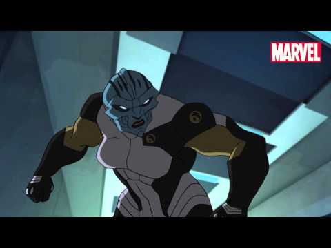 Guardians of The Galaxy   Undercover Angle  Season 1   Disney XD