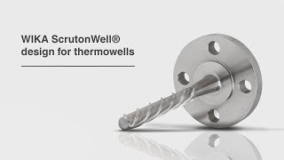 WIKA ScrutonWell® design for thermowells