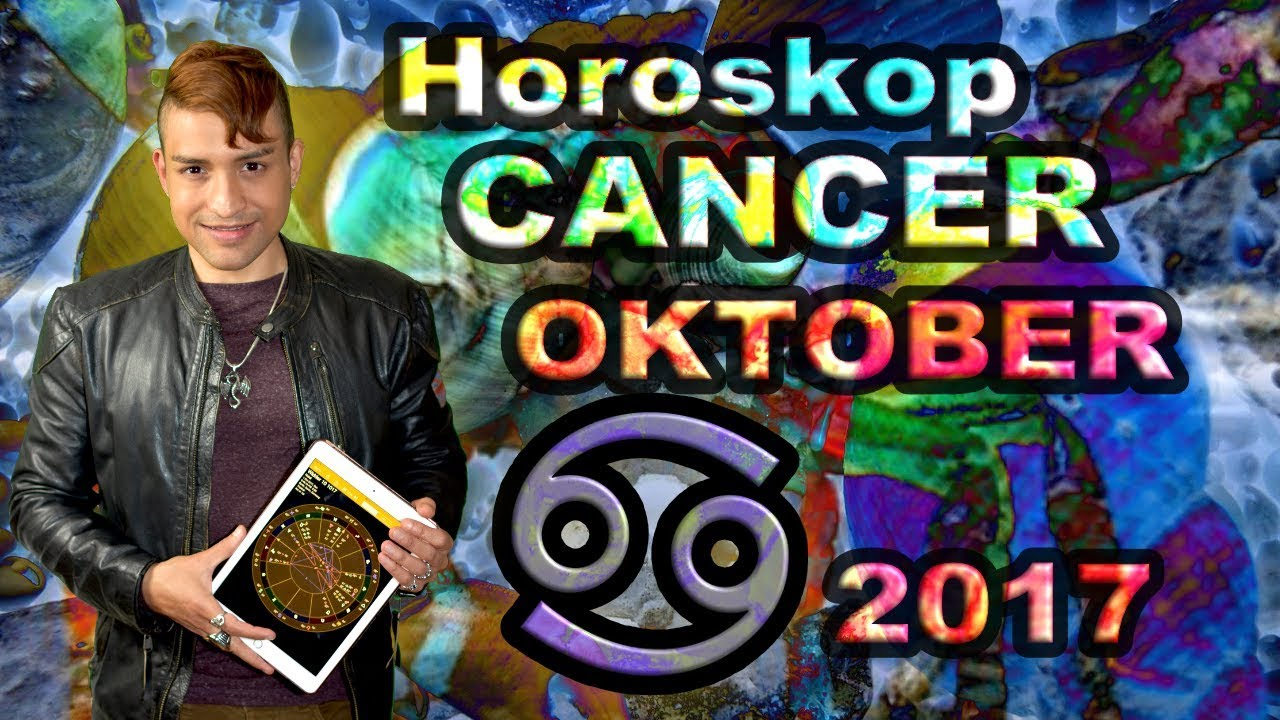 krebs aszendent horoskop oktober 2017 youtube. Black Bedroom Furniture Sets. Home Design Ideas