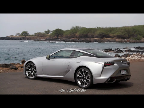 2018 Lexus LC 500 / ALL-NEW Lexus LC 500 2018 - Interior Exterior Engine and Drive