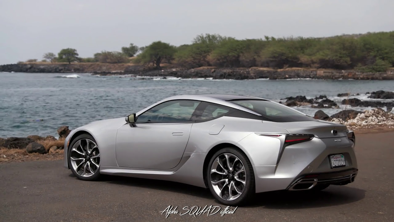 2018 Lexus LC 500 / ALL-NEW Lexus LC 500 2018 - Interior Exterior ...