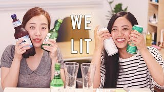 Baixar DRINKING & PLAYING GAMES WITH RACHEL KIM! |