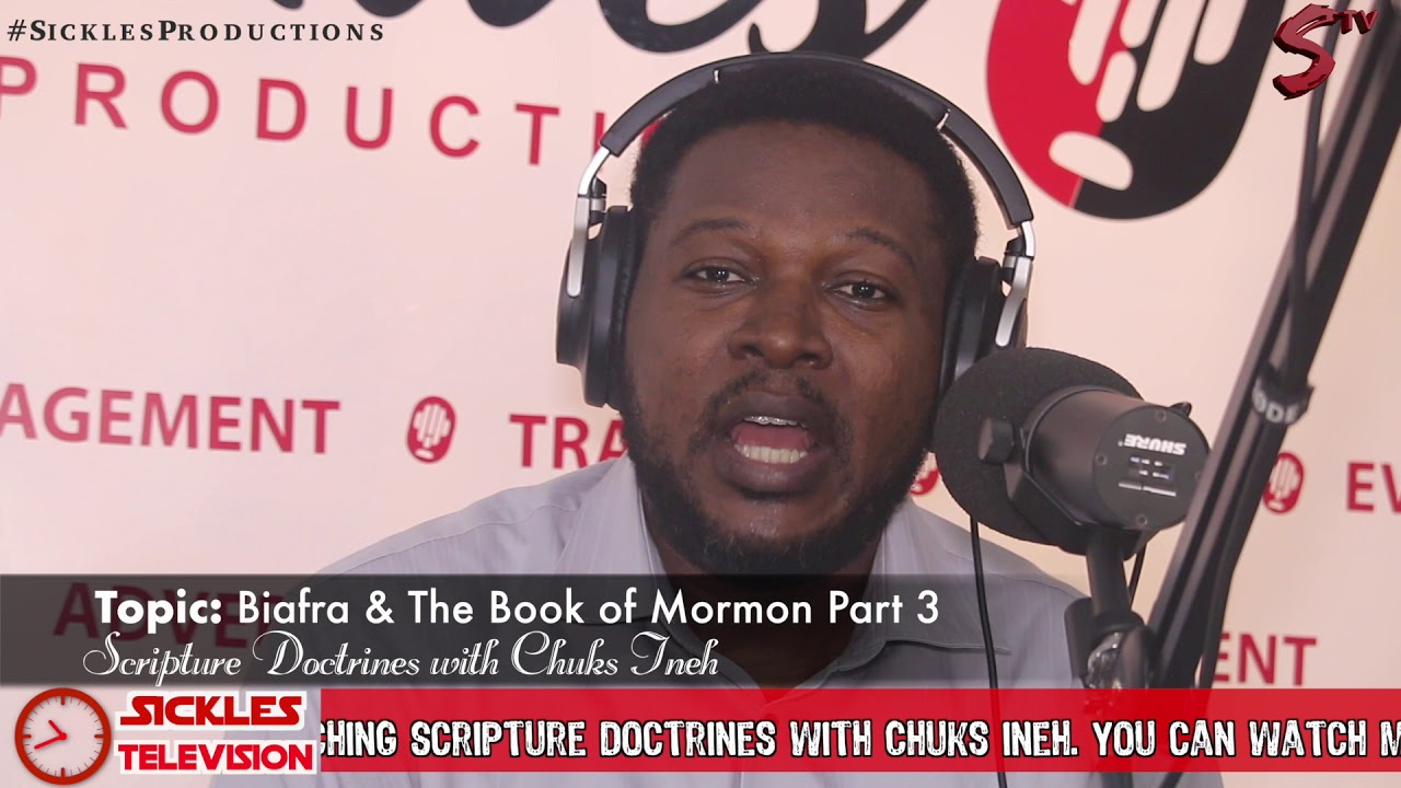 Biafra and The Book of Mormon, Part 3
