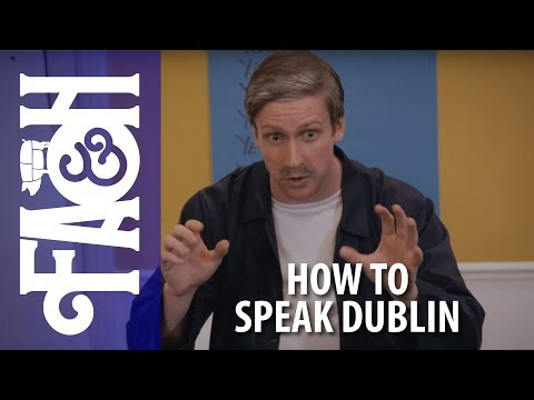 How to Speak Dublin - Foil Arms and Hog
