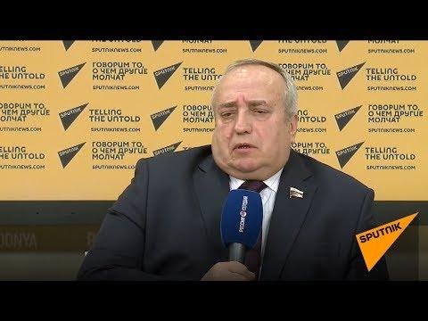Член комитета Совета Федерации по обороне и безопасности Франц Клинцевич откомментировал решение Литвы ввести санкции против Рф