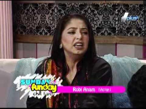 Hai Funday 26 18 GuestRobi Sunday AnumTasleemShireenAnd Mustafa Ghulam Part Epi PiuOkZX