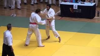 Copa Catalana Judo Kyus 2012 (Groc-Blau) -81 Kg Marc Pineda (Semifinal)